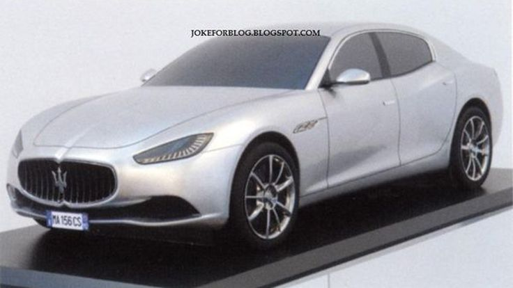 หลุดรถโมเดล? Maserati Ghibli คาดได้เห็นตัวจริงปลายเดือนเมษายนนี้