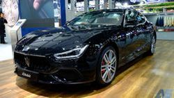 [Motor Expo] Maserati ส่งทัพขบวนรถหรู นำโดย Ghibli S GranSport