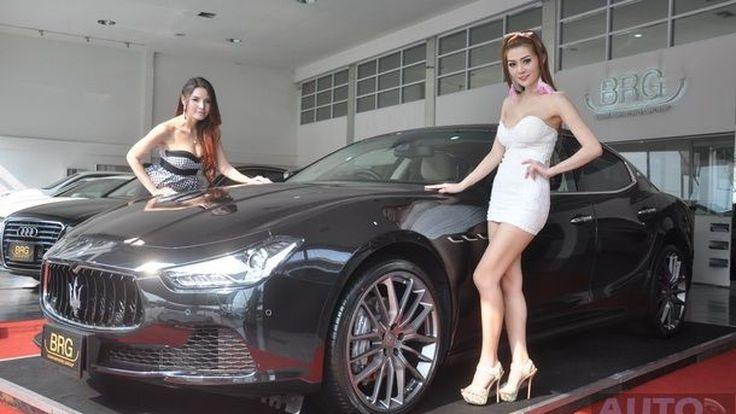 Maserati Ghibli V6 Diesel คันแรกในประเทศ โดย BRG  มาชมกันเต็มๆ แบบ VIP ได้ที่นี่