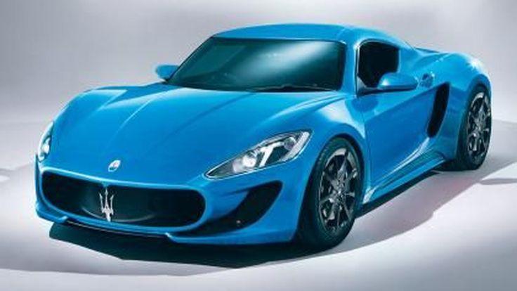 ไฟเขียว! Maserati อนุมัติโครงการผลิต GranSport รถสปอร์ตคู่แข่ง Porsche 911