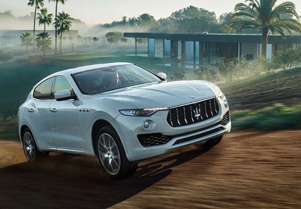 Maserati Levante ชื่อนี้คือซีดานตัวใหม่ ใช้พื้นฐาน Chrysler 300 เปิดตัวปี 2013
