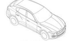 เปิดภาพสิทธิบัตร Maserati Levante เส้นสายสะดุดตา