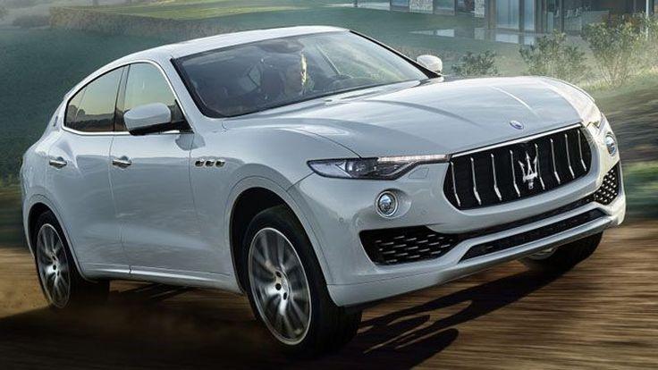 Maserati Levante จะมาพร้อมระบบขับขี่กึ่งอัตโนมัติ
