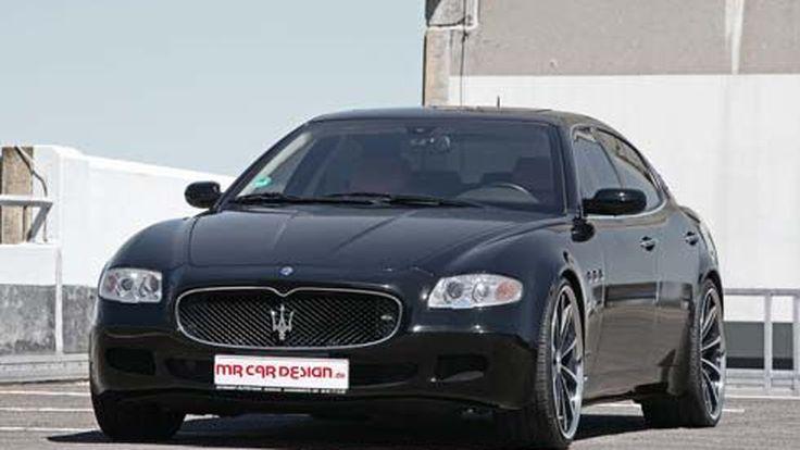 Maserati Quattroporte โดย MR Car Design หล่อพอประมาณ ฟิตเปรี้ยะ 430 แรงม้า