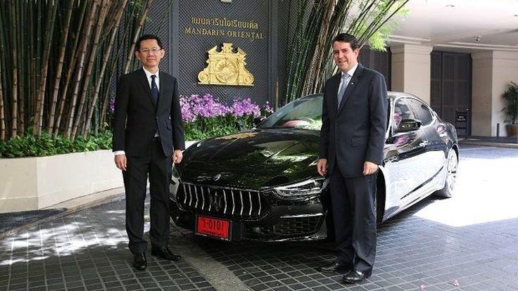 [PR News] มาเซราติ ประเทศไทย ร่วมกับ โรงแรมแมนดาริน โอเรียนเต็ล กรุงเทพฯ จัดแพคเกจสุดเอ๊กซ์คลูซีฟ สำหรับ คอนเสิร์ตของ วาทยกรระดับตำนานของโลก Zubin Mehta