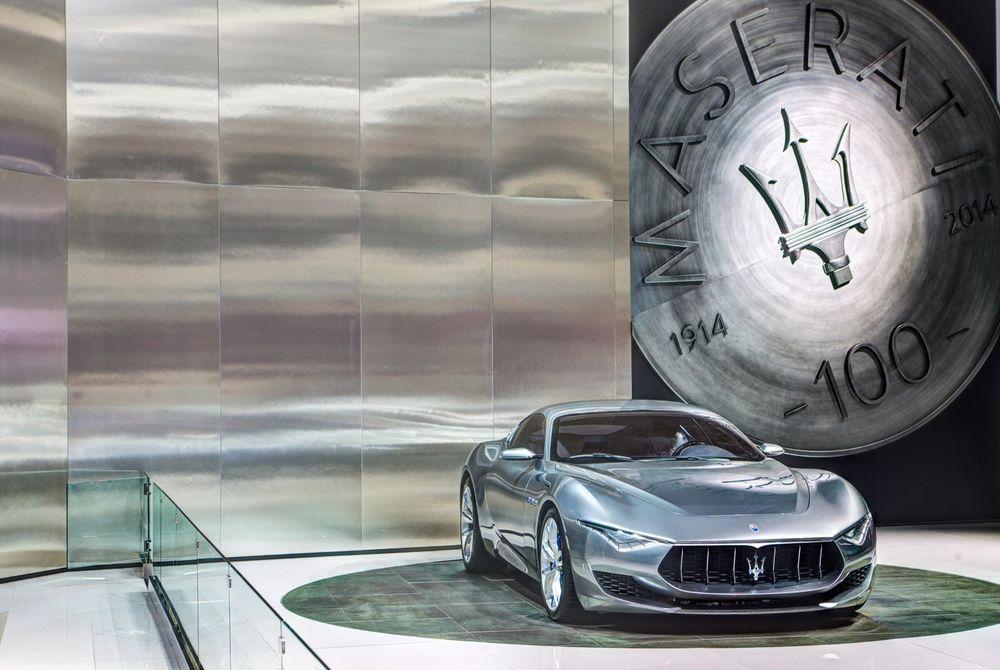 Maserati กำลังทบทวนแผนการนำเสนอรถครอสโอเวอร์รุ่นใหม่