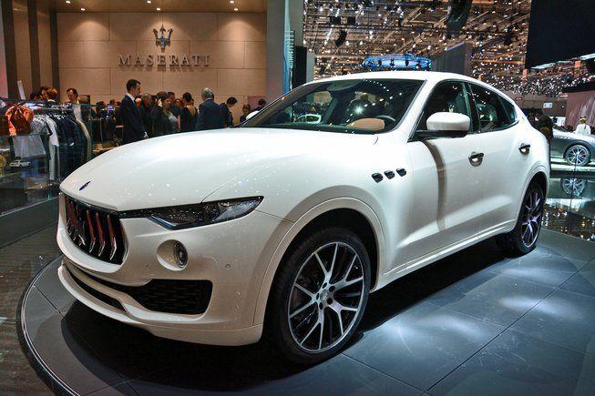 Maserati เตรียมเปิดตัวรถเอสยูวีอีกรุ่นในอีก 2 ปีข้างหน้า