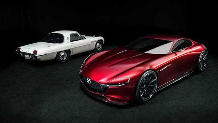 Mazda ฉลอง 50 ปีเครื่องยนต์โรตารี่อันลือลั่น
