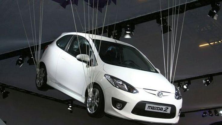 """Mazda  ปัด ลูกค้าปฏิเสธรับ """"รถคันแรก"""" ยันส่งมอบแล้ว 70 %"""