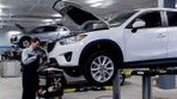 Mazda ผงาดขึ้นเป็นค่ายรถญี่ปุ่นผู้ให้บริการหลังการขายดีที่สุด