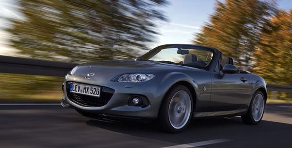 Mazda เตรียมอวดโฉมแชสซีส์ของ MX-5 ใหม่เดือนหน้า