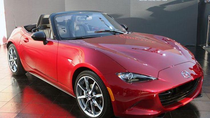 เปิดสเปก Mazda MX-5 ขุมพลัง 1.5 ลิตร รีดแรงม้า 129 ตัว