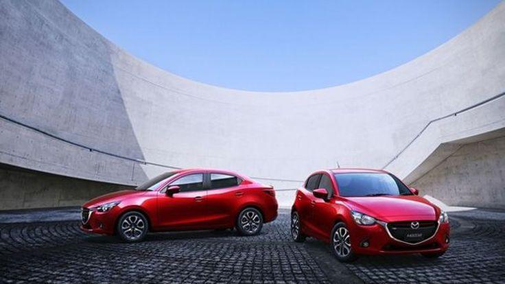 เปิดบทบาท Mazda 2 กับภาระหนักอึ้งในตลาดตะวันตก