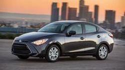 เผยโฉม Scion iA เมื่อ Mazda 2 กลายร่างเป็นรถ Toyota