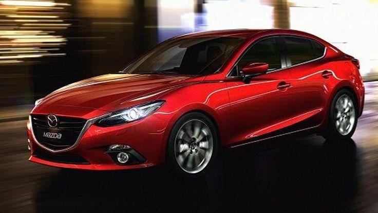Mazda 3 สร้างสถิติยอดการผลิตทั่วโลกแตะหลัก 5 ล้านคันเร็วที่สุด