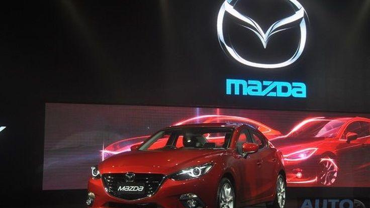 Mazda 3 Skyactiv ยอดขายเยี่ยม ปลุกความมั่นใจฟื้นตลาดรถปีนี้