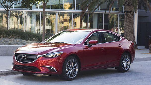 ลือกระหึ่ม Mazda 6 อาจเปลี่ยนไปใช้ระบบขับเคลื่อนล้อหลัง