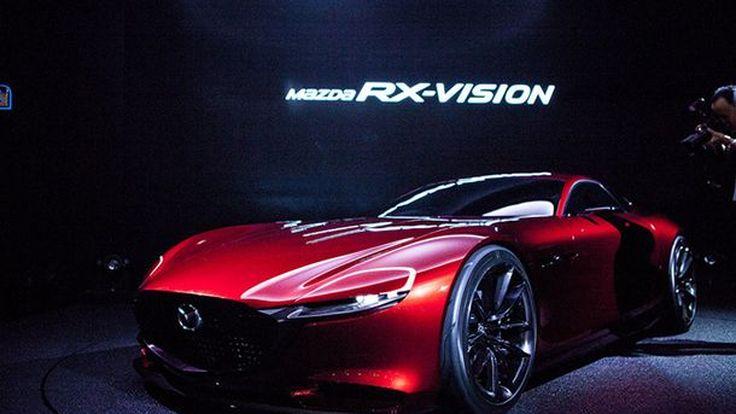 """Mazda ยอมรับตามตรงรถสปอร์ต RX ไม่เกิดขึ้นเร็วๆ นี้เพราะ """"เงินลงทุนไม่พอ"""""""
