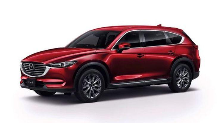Mazda สลดยอดขายติดลบ ดัน Mazda CX-8 ช่วยกระตุ้น