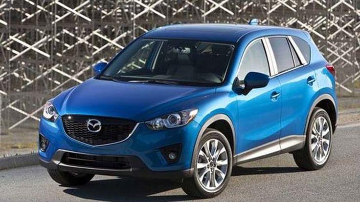 เกาะติด Mazda CX-3 เตรียมเปิดตัวในอเมริกา อีกสามสัปดาห์ข้างหน้า