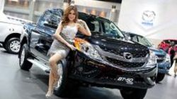 Mazda BT-50 Pro ควง Mazda2 ส่งยอดขายเดือนมีนาคมสร้างสถิติใหม่ทะลุ 6,000 คัน