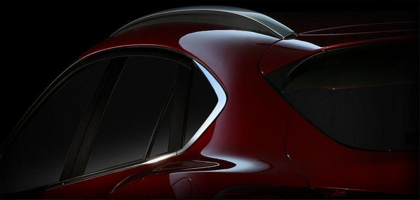 Mazda ยืนยันเปิดตัว CX-4 ที่งานปักกิ่ง มอเตอร์โชว์ ปลายเดือนเมษายนนี้