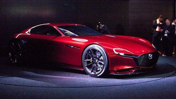 Mazda เผยยังไม่มีแผนการพัฒนารถต้นแบบ RX Vision ออกขายจริง
