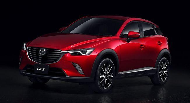 เผยตัวเลขความประหยัด Mazda CX-3 เหนือกว่าคู่แข่ง