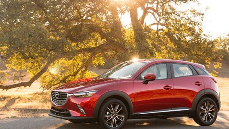 Mazda เผยโฉม Mazda CX-3 วางเครื่องยนต์ SKYACTIV-G 2.0 ลิตร!