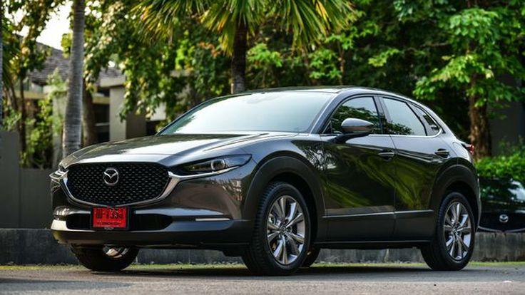 Mazda CX-30  คว้ารางวัลรถยนต์ยอดเยี่ยมประจำปี 2020