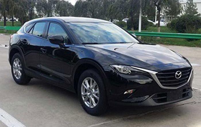 เผย Mazda CX-4 อาจทำตลาดเฉพาะเมืองจีน