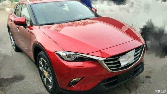 หลุดอีกรอบ Mazda CX-4 ครอสโอเวอร์ขนาดกำลังพอเหมาะ เอาใจคนรุ่นใหม่