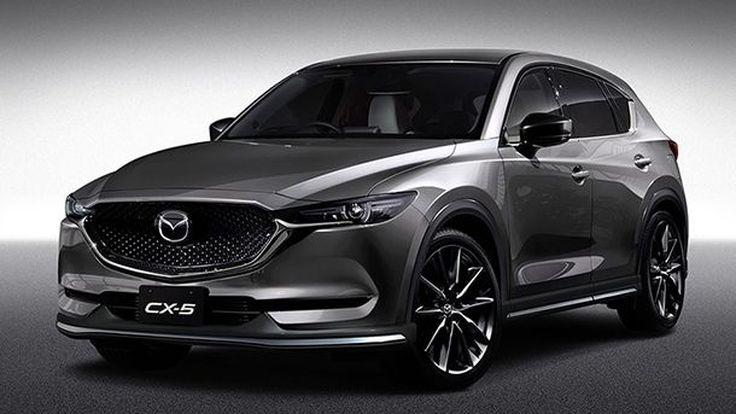 Mazda โชว์ตัวแต่ง CX-5 Custom Style หล่อเหลาเอาการ