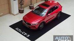 Mazda ดีเดย์เปิดตัว CX-5 ใหม่ในไทย 13 พ.ย. นี้ ด้วยรูปโฉมใหม่ เครื่องยนต์เดิม 2 เครื่องปรับแต่งเพิ่ม และ G-Vectoring Control