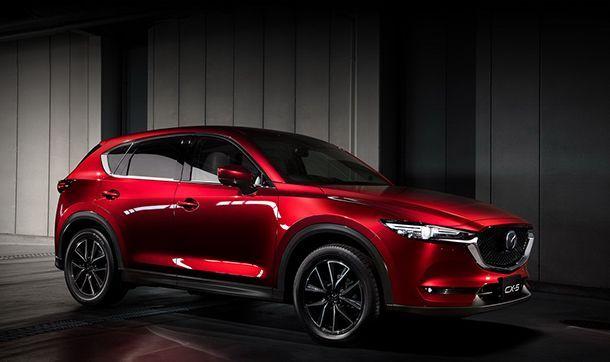 Mazda CX-5 เจนเนอเรชั่นใหม่เปิดขายในญี่ปุ่น ตัวท็อป 3.52 ล้านเยน