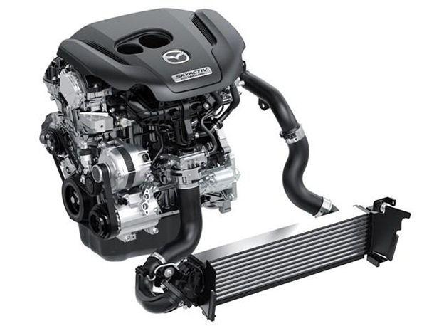 "Mazda อธิบายวิธีแก้ปัญหา ""เทอร์โบรอรอบ"" ใช้แนวคิดเหมือนสายยางหลังบ้าน"