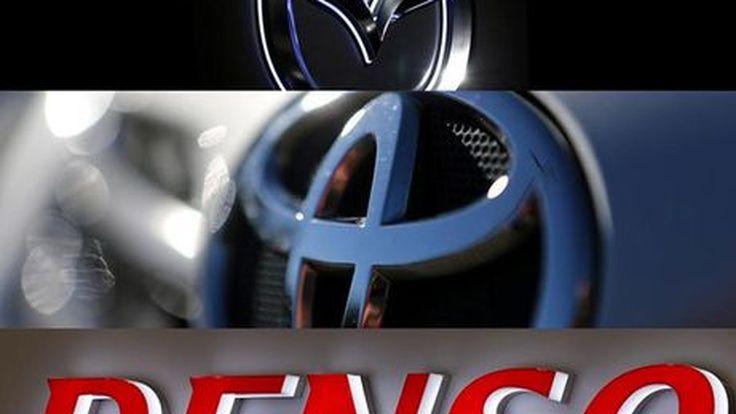 Mazda – Denso – Toyota จับมือร่วมกันพัฒนาเทคโนโลยีรถยนต์พลังงานไฟฟ้า