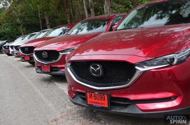 Mazda คาดทุ่มเงินกว่าหมื่นล้าน พัฒนารถไฮบริด ย้ำอนาคตมีรถไฮบริดอีกหลายรุ่นจ่อเปิดตัวนอกจาก Mazda3 ในญี่ปุ่น