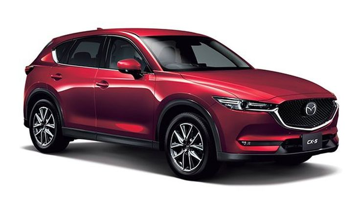Mazda อาจทำตลาด CX-5 รุ่น 7 ที่นั่ง เริ่มจากญี่ปุ่น และหลายตลาดทั่วโลก