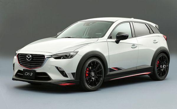 บาดตา! Mazda เตรียมส่งรถแต่งหลายรุ่นโชว์ตัวที่โตเกียว ออโต้ ซาลอน