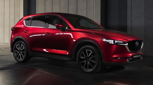Mazda คว้าตำแหน่งแบรนด์ที่ประหยัดน้ำมันที่สุดเป็นปีที่ 5 ติดต่อกัน