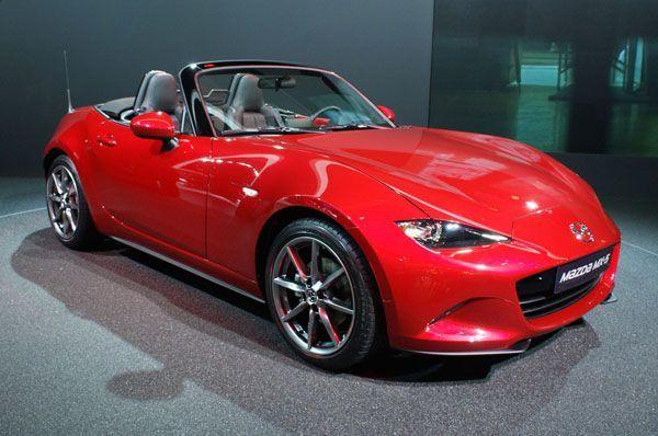 ลืออีกรอบ! Mazda MX-5 อาจขยายเป็นรถสปอร์ต RX-8 รุ่นใหม่