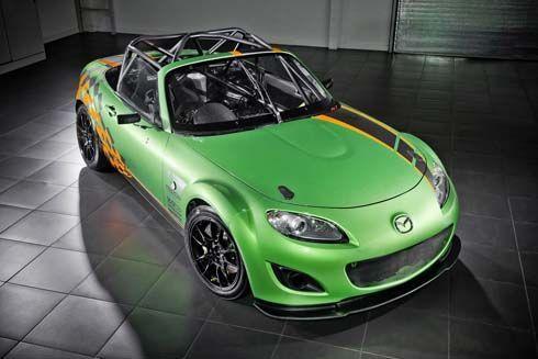 Mazda MX-5 GT รถแข่งแรงที่สุดในตระกูล เล็งบดขยี้คู่แข่งระดับ Big Name ที่อังกฤษ