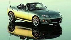Mazda MX-5 Special Edition ปี 2011 เพียง 750 คันในอเมริกา อวดโฉมที่ชิคาโก