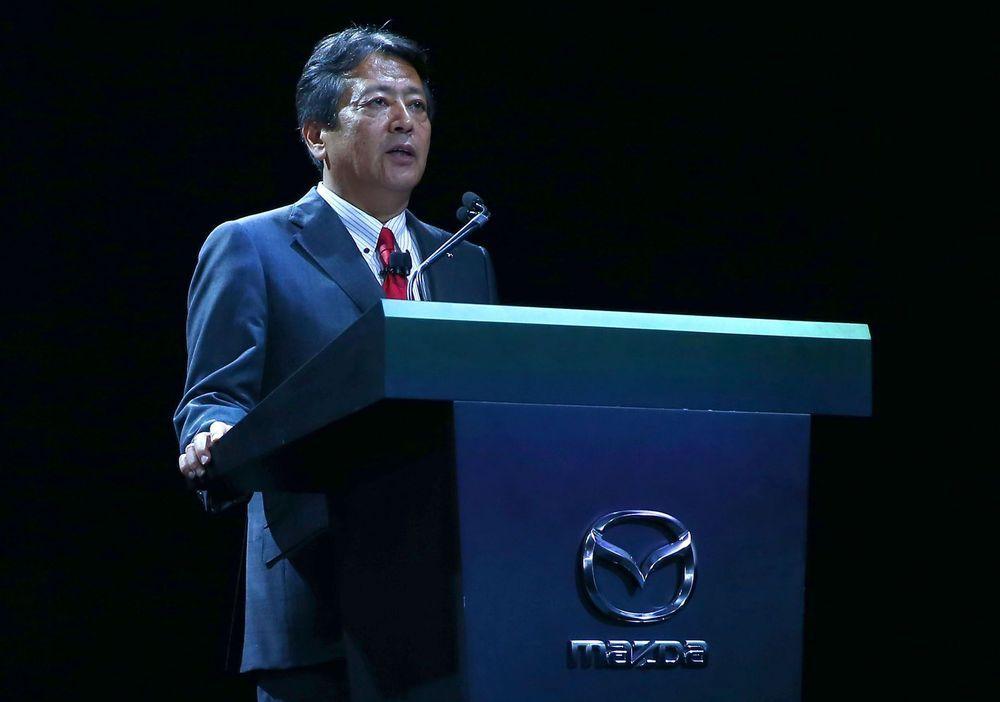 Mazda แต่งตั้ง Akira Marumoto ขึ้นเป็น CEO คนใหม่แล้ว