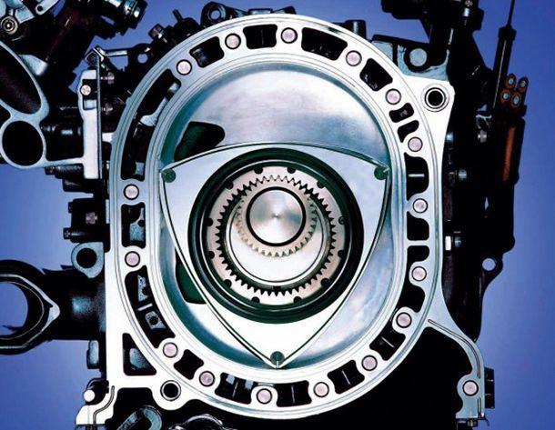 Mazda จดสิทธิบัตรเทคโนโลยีเครื่องยนต์โรตารี่ใหม่ 2 ฉบับ