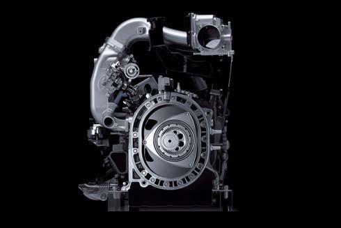 Mazda เตรียมหยุดพัฒนาเครื่องยนต์ Rotary มุ่งเน้นทำตลาดเทคโนโลยี SKYACTIV