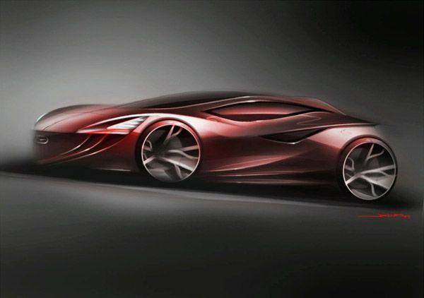 ลือรายวัน! Mazda RX-7 ขุมพลังโรตารี่มาแน่นอนปี 2016