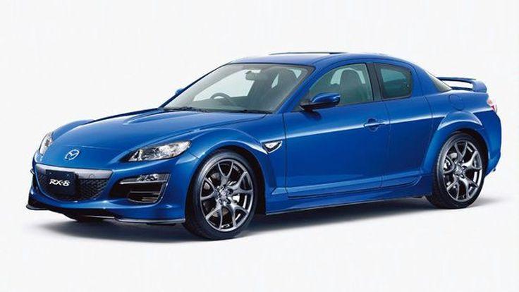 Mazda RX-8 เตรียมกลับมาลุยตลาดในปี 2017 พร้อมเครื่องโรตารี่บล็อกใหม่เอี่ยม