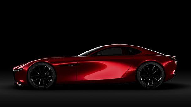 ลืออีกรอบ Mazda RX-9 อาจเปิดตัวที่โตเกียว มอเตอร์โชว์